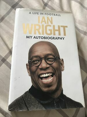 £0.99 • Buy Ian Wright A Life In Football Autobiography