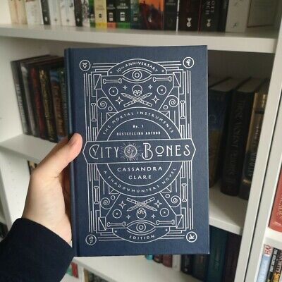 £8 • Buy The Mortal Instruments 1: City Of Bones By Cassandra Clare (Hardcover, 2017)