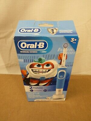 AU34.49 • Buy Oral-B D12.513 Kids Electric Toothbrush OPEN BOX NOT USED