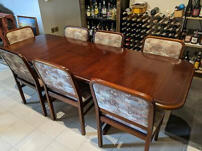 AU350 • Buy Wood Dining Table Extendable