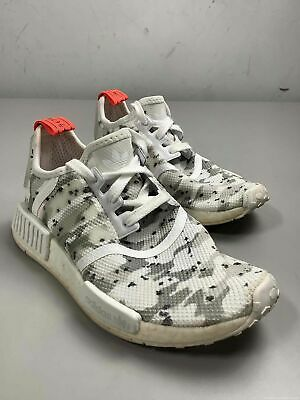 AU13.72 • Buy Women's Adidas NMD_R1 'Camo Pack - White' Shoes Size 5.5