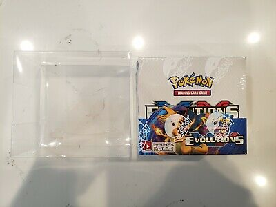 $869.94 • Buy 2016 Pokemon Xy Evolutions Booster Box Factory Sealed With Free Display Case 🔥
