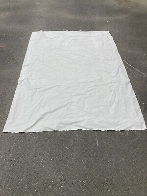 £10 • Buy Camplet Concorde Apollo Camp Let Trailer Tent Canvas Grey Awning Repair Patch