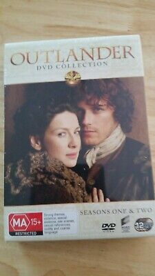 AU10 • Buy Outlander Dvd Sessons 1 And 2 Unopened