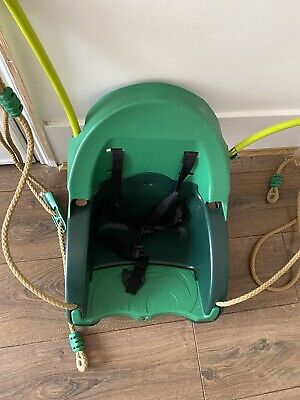 £10.70 • Buy Tp 4999502 Quadpod 4 In 1 Toddler And Kids Swings Seat - Green
