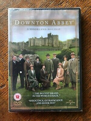£14.24 • Buy New & Sealed In Cellophane Downtown Abbey A Moorland Holiday DVD Region 2, 4 PAL