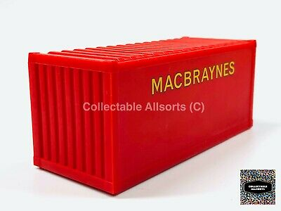 £10 • Buy Corgi Container Load Model Only Macbraynes 22502