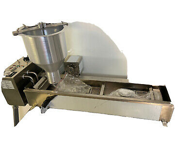£1000 • Buy Commercial Automatic Donut Maker Machine - Silver