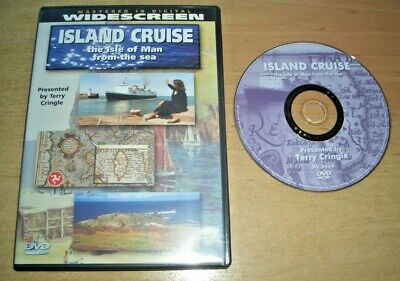 £4.99 • Buy  ISLAND CRUISE - THE ISLE OF MAN FROM THE SEA  DVD -  LADY OF MANN  IoM MANX