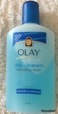 AU18.53 • Buy Olay Daily Cleansers Refreshing Toner Normal/Dry & Combination 200ml