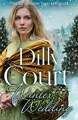 £5.25 • Buy Winter Wedding: The Perfect Christmas Read From The No.1 By Dilly Court New Book