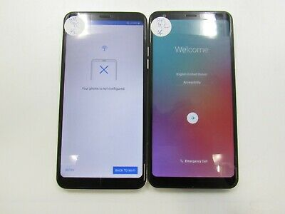 £45.90 • Buy Lot Of 2 LG Stylo 5 Q720PS Boost Mobile Check IMEI GLC AD-475