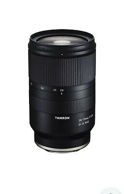AU950 • Buy Tamron 28-75mm F2.8 Di III RXD Lens Sony E-Mount (Brand New)