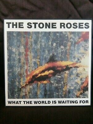 £14.99 • Buy The Stone Roses What The World Is Waiting For/Fools Gold 7  ORE 13 Single NMint