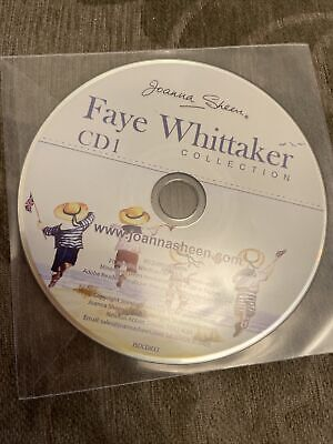 £1.35 • Buy Joanna Sheen Papercraft CD Rom  'Faye Whittaker Collection' Cd 1 Only Crafting