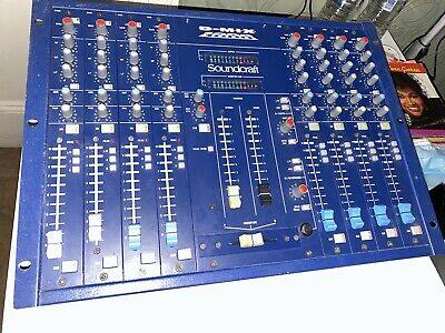 £350 • Buy Soundcraft DMix 1000 Compact Club Mixer, Dual Eight Channels