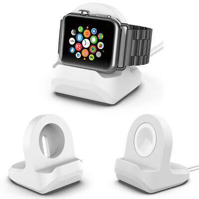 AU8.88 • Buy Charging Dock Stand Charger Cradle Holder Station Bracket For Apple Watch IWatch