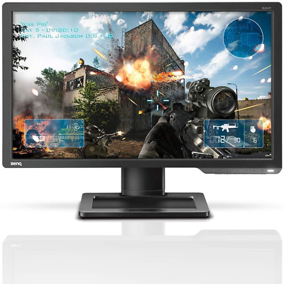 AU523.23 • Buy BenQ ZOWIE XL2411P 24 Inch 144Hz Gaming Monitor / 1080P 1ms / Black EQualizer An