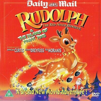 £1.65 • Buy Rudolph The Red-Nosed Reindeer & The Island Of Misfit Toys  Film- N/Paper 2001
