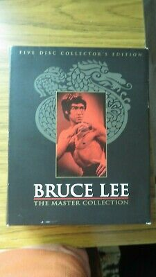 £9.99 • Buy Bruce Lee - The Master Collection. Region 1 Collector's 5 DVD Box Set
