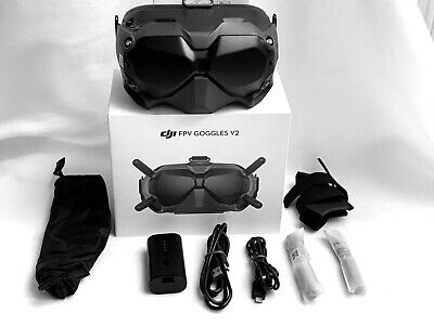 AU505.08 • Buy Brand New DJI FPV Drone Racing Goggles Version 2 V2  With Battery