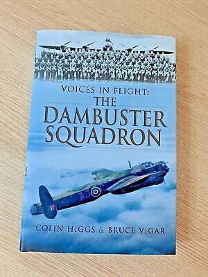 £49.99 • Buy Dambusters Johnny Johnson Autographed Book Also Sgt Popsie