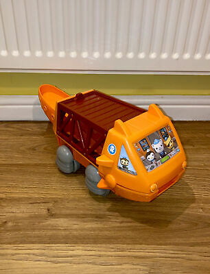 £21 • Buy Octonauts Toys Bundle Playset Gup G Launcher For Gup Speeders Cars