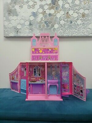 £19.99 • Buy BARBIE MARIPOSA & The Fairy Princess Castle Playset Butterfly