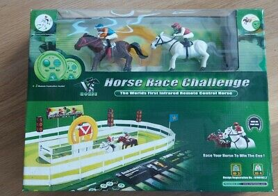 £12.06 • Buy Horse Racing Challenge Unusual Infrared Remote Control Horse BNIB Betting Game