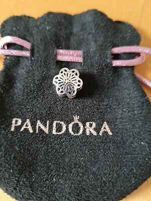 £8 • Buy Pandora Clip Charm With Pouch.