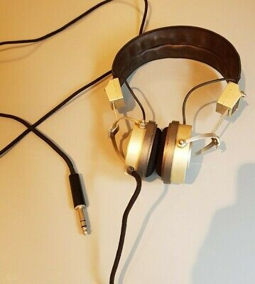 £15.50 • Buy Rare Vintage Sony Stereo Headphones . Dr-15 . Untested.
