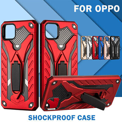 AU12.99 • Buy For OPPO A74 A54 A94 A52/A72 A15 A53s Ax5s Case Armor Rugged Shockproof Cover