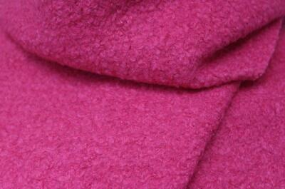 £5.99 • Buy Heavy Weight Boiled Wool Felt Type Wool Blend Coating Dress Fabric Material #70