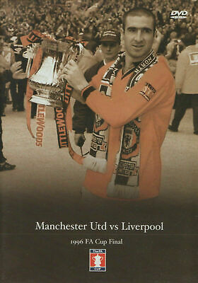 £2.50 • Buy Football Dvd/ 1996 Fa Cup Final: Manchester United V Liverpool