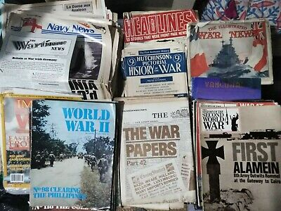 £0.99 • Buy Collection Of WW2 / Royal Navy Magazines & Newspapers