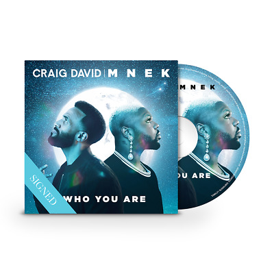 AU15.18 • Buy Craig David - Who You Are. Signed Cd Single. Preorder.