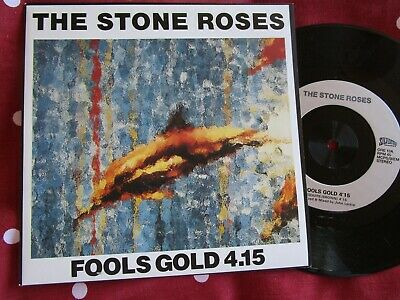 £22.20 • Buy The Stone Roses Fools Gold  What The World Is Waiting For.: Silvertone ORE13 7