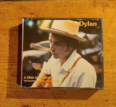 £15.99 • Buy Bob Dylan - A Tree With Roots - Genuine Basement Tape Remasters - 4 X CDs - RARE
