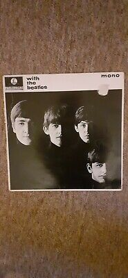 £10 • Buy    The Beatles   With The Beatles   Parlophone  PMC 1206 ( 1980s Re-issue )