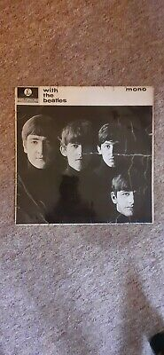 £10 • Buy   Beatles   With The Beatles    Parlophone PMC 1206   Mono