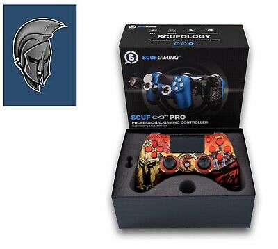 AU202.03 • Buy SCUF Gaming Pro Custom Nickmercs MFAM Controller For PS4/PS5/PC (Brand New)