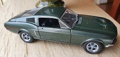 AU59.99 • Buy GreenLight Collectibles Hollywood 1/24 Bullitt 1968 Ford Mustang GT Fastback Di…