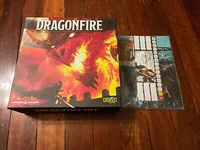 AU120 • Buy DragonFire (D&D) CCG + Expansions - Dungeons And Dragons