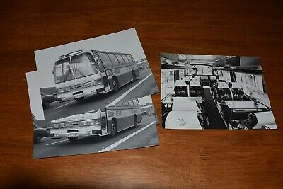 £4.40 • Buy National Express Coaches Promotional Photos X 2 Diff + 1 Dup & 9 Dup Ref T465
