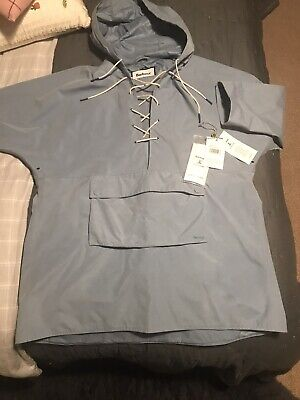 AU294.24 • Buy Barbour X Alexa Chung Pip Waterproof Breathable Oversized Jacket Size 10