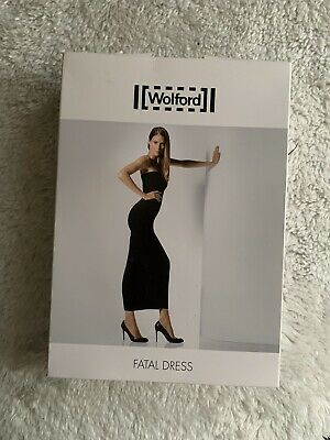 £48 • Buy Wolford Fatal Dress Size M