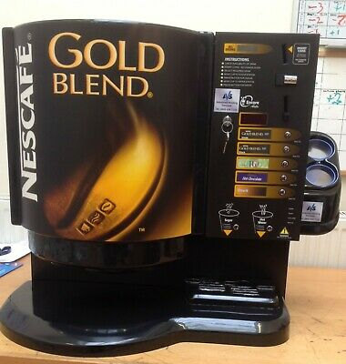 £750 • Buy Darenth Encore 73mm In Cup Vending Machine 5 Incup Drinks Coin Operated