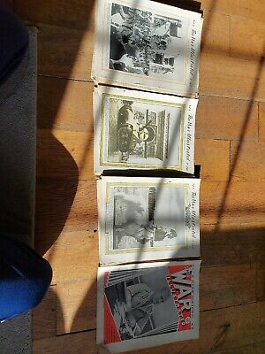 £9.99 • Buy The War Illustrated Ww2 Lot Of 26 Magazine