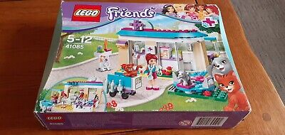 £6.50 • Buy Lego Friends Vet Clinic  With Bonus Puppy House Set And Instructions.