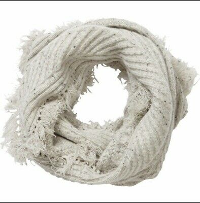 £29.99 • Buy Pure Collection, 100% Cashmere Fringed Snood, New With Tags
